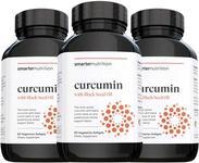 Smarter Nutrition Turmeric CurcuminSoft gels