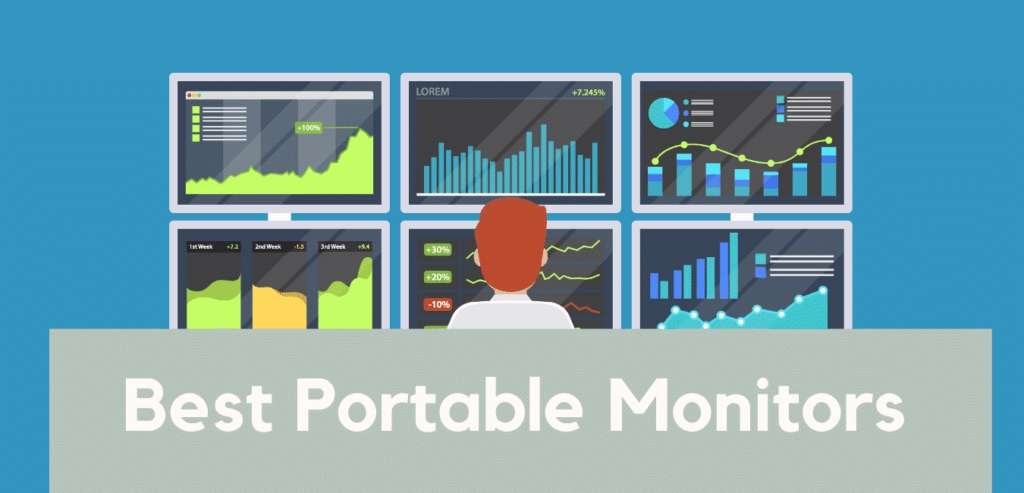 Top 7 Best Portable Monitors Reviews And Buying Guide - reviewedbest.com