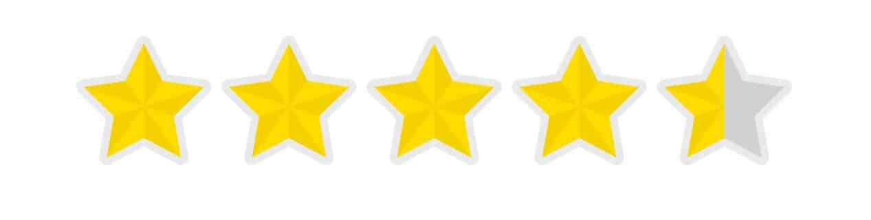 4.6 star