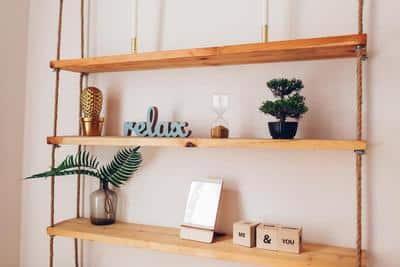 Top 10 Best Hanging Bookshelves Reviews