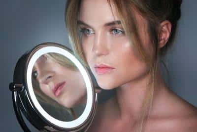 best LED makeup mirrors reviews and buying guide