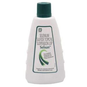 Selsun Suspension Anti Dandruff Shampoo