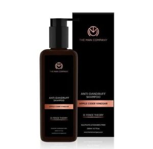 The Man Company Apple Cider Vinegar Anti Dandruff Shampoo