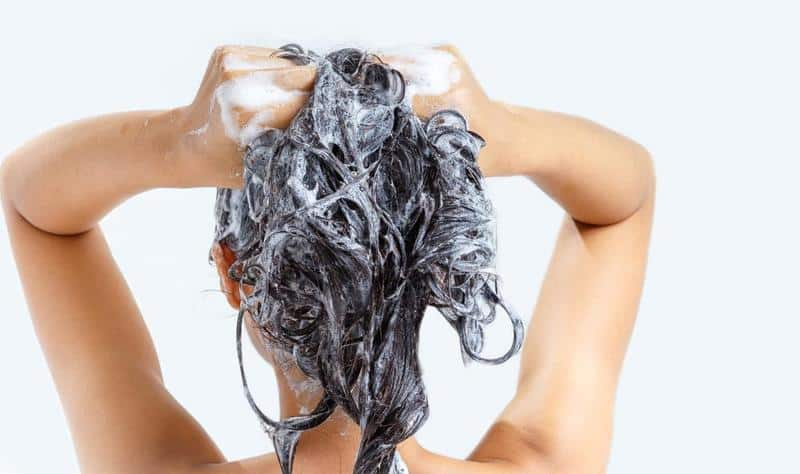 Your shampoo will strengthen your hair follicles and help in proper hair growth