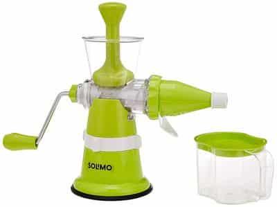 Amazon Brand - Solimo Fruit Juicer