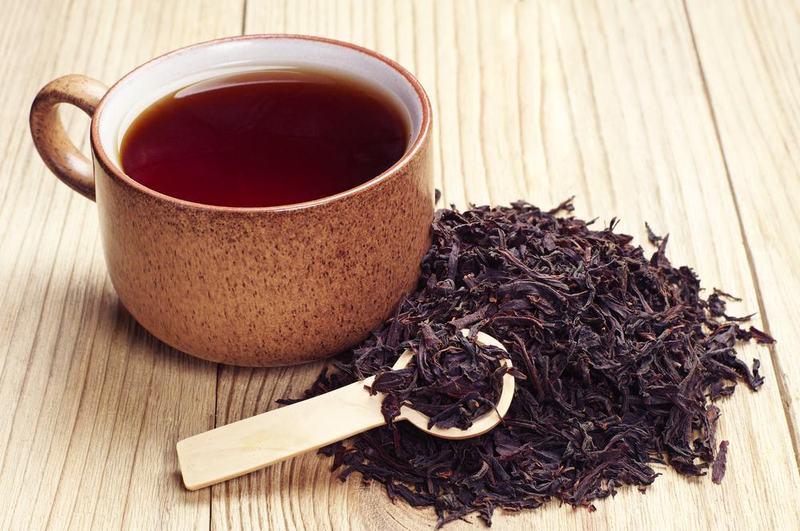 Black Tea - Best Tea For Weight Control.