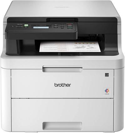 Brother HL-L3290CDW Compact Digital Color Printer Providing Laser Printer Quality