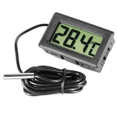 Gadget pool UK Digital Fridge Freezer Thermometer Temperature Monitor