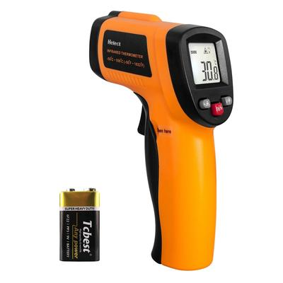 Helect Non-Contact Digital Laser Infrared Thermometer Temperature Gun