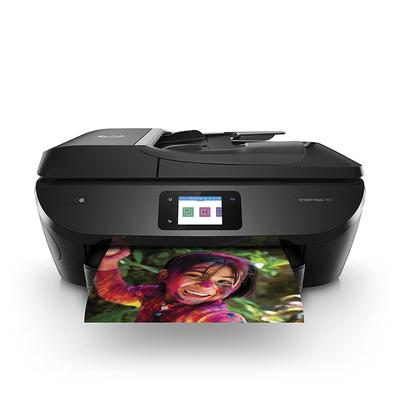 Hewlett Packard Envy Photo 7855 All in One Photo Printer with Wireless Printing K7R96A, Hpenvy7855