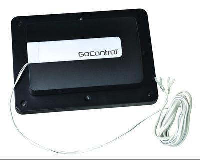 Linear GD00Z-4 GD00Z-4 Z-Wave Garage Door Opener Remote Controller, Small, Black