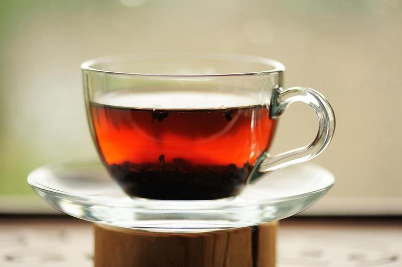 Puerh Tea - Best Tea For Suppressing Weight Gain.