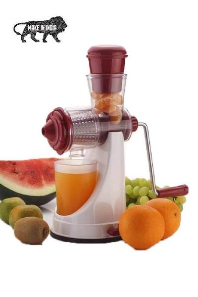 RYLAN Hand Juicer for Fruits and Vegetables with Steel Handle
