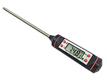 Themisto Digital LCD Cooking Food Meat Probe Kitchen BBQ Thermometer