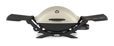 Weber 54060001 Q2200 Liquid Propane Grill,Gray