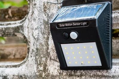 Best Motion Sensor Solar Lights