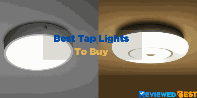 Best Tap Lights Reviews And Comparisons
