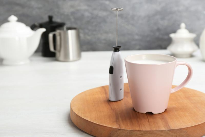How Does Milk Frother Work